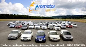Inchirieri Auto Termen Lung Leasing Operational