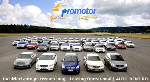 Inchirieri Auto pe termen lung