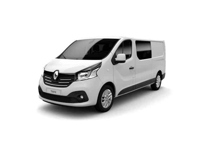 Renault Trafic de inchiriat la preturi mici de la Promotor Rent a Car Bucuresti