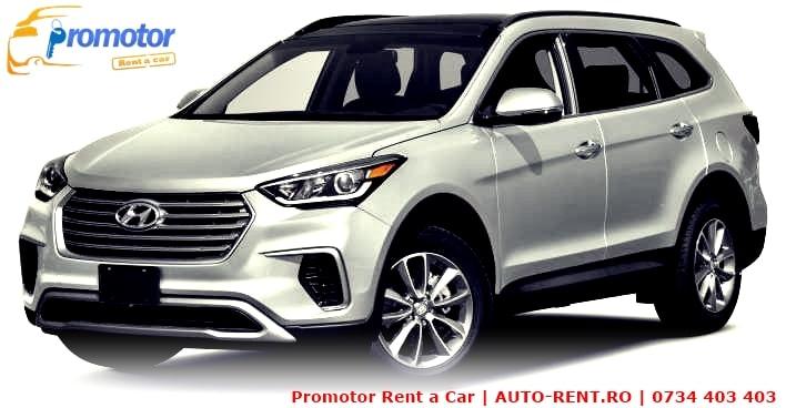 De ce sa alegi un Hyundai Santa Fe data viitoare cand inchiriezi o masina in Bucuresti.