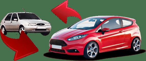 Masina la schimb oferita de Promotor Rent a Car