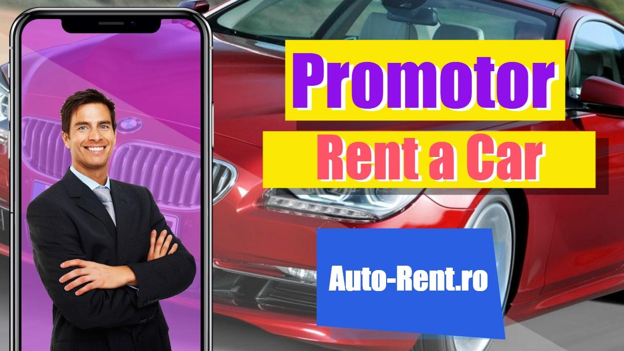 De ce sa inchiriezi o masina de la Promotor Rent a Car Bucuresti?