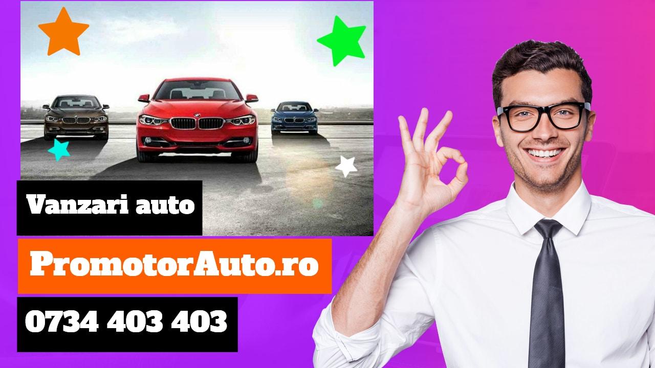Vrei sa-ti cumperi o masina second-hand? Promotor Auto este solutia!