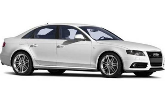 Rent Audi A4 in Bucharest Otopeni Airport OTP