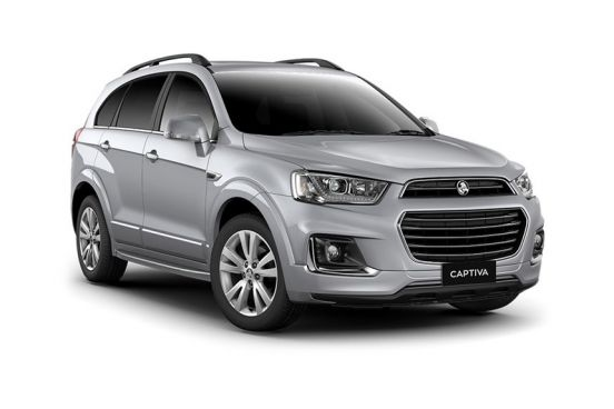 Rent Chevrolet Captiva in Bucharest Otopeni Airport OTP