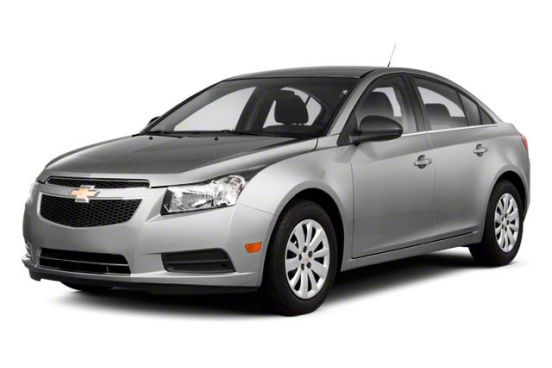 Rent Chevrolet Cruze Automatic in Bucharest Otopeni Airport OTP