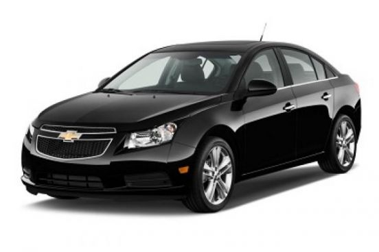 Rent Chevrolet Cruze in Bucharest Otopeni Airport OTP