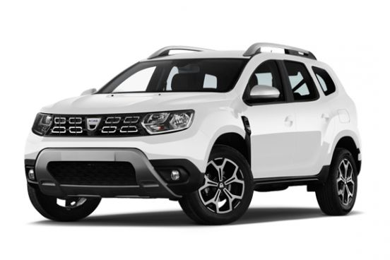 Rent Dacia Duster in Bucharest Otopeni Airport OTP