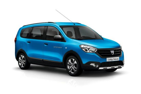 Rent Dacia Lodgy in Bucharest Otopeni Airport OTP