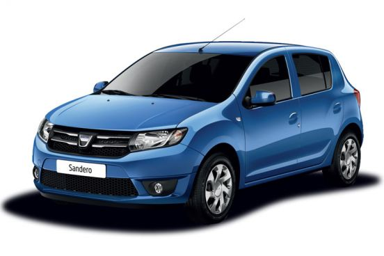 Rent Dacia Sandero in Bucharest Otopeni Airport OTP