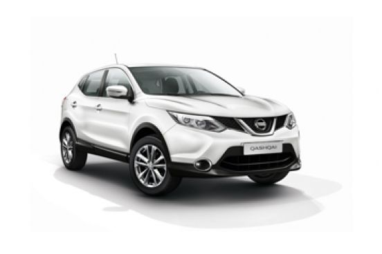 Rent Nissan Quashqai in Bucharest Otopeni Airport OTP