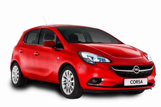 Rent Opel Corsa in Bucharest Otopeni Airport OTP