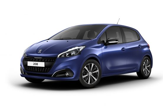 Rent Peugeot 208 in Bucharest Otopeni Airport OTP