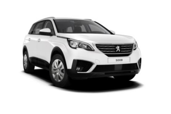 Rent Peugeot 5008 in Bucharest Otopeni Airport OTP