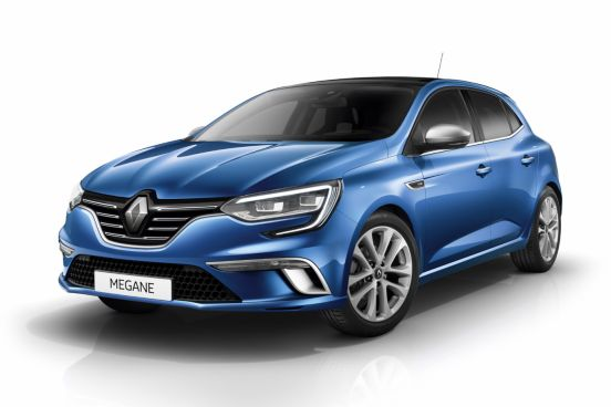 Rent Renault Megane in Bucharest Otopeni Airport OTP