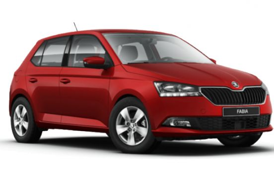 Rent Skoda Fabia in Bucharest Otopeni Airport OTP