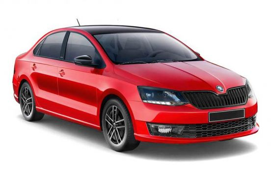 Rent Skoda Rapid in Bucharest Otopeni Airport OTP