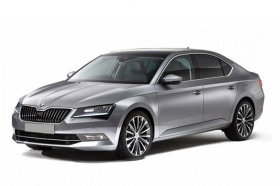 Rent Skoda Superb in Bucharest Otopeni Airport OTP