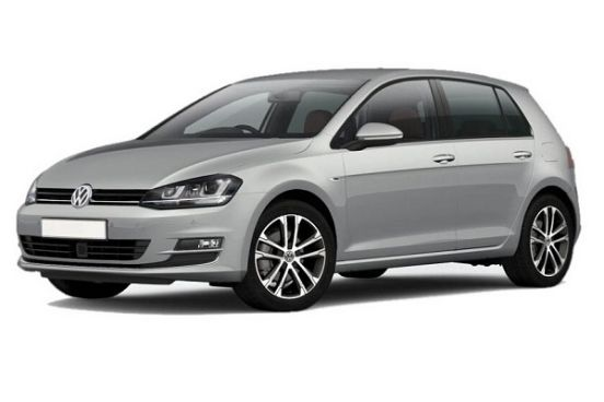 Rent Volkswagen Golf in Bucharest Otopeni Airport OTP