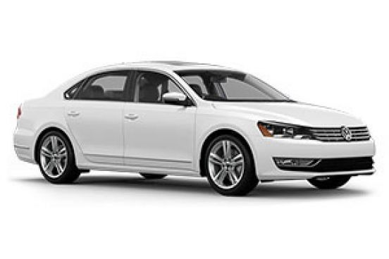 Rent Volkswagen Passat in Bucharest Otopeni Airport OTP