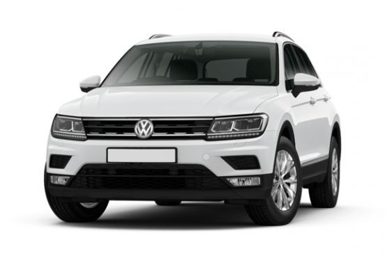 Rent Volkswagen Tiguan in Bucharest Otopeni Airport OTP