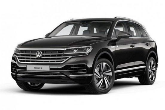 Rent Volkswagen Touareg in Bucharest Otopeni Airport OTP