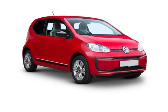 Rent Volkswagen Up in Bucharest Otopeni Airport OTP